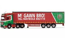 Mercedes-benz ACTROS Mp4 Curtainside Trailer Mcgawn 1 50 (corgi 15812)