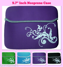 "9.7 10"" 10.1"" 10.2"" Laptop Notebook Netbook Tablet Sleeve Bag Case Cover"