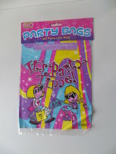 10 Party Time loot party bags - perfect for birthday party fun just add favours