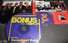 JIVE sampler CD Backstreet Boys BRITNEY spears IMAJIN solid harmonie Don Philip