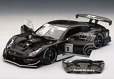 Autoart NISSAN GT-R GT500 STEALTH MODEL GRAN TURISMO Signature Edition 1/18 New!