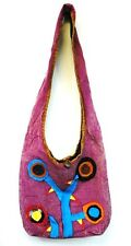 T280 NEW FASHION TRENDY SHOULDER STRAP COTTON BAG  MADE IN NEPAL