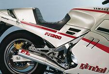 Variohöcker Banqueta para Yamaha FJ 1200 Tipo de Vehículo: 1XJ y 3CW