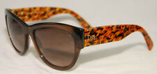 NIB Christian Dior FLANELLE 1 305HA BrownHavana Sunglasses GOING OUT OF BUSINESS