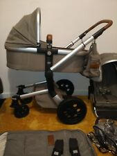 Joolz Day Earth Elephant With Carry Cot,Seat Unit,Footmuff, Changing Bag,Car...