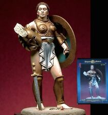 q PEGASO MODELS 54mm - Gladiatrice Romana 'AMAZON' con spada lunga