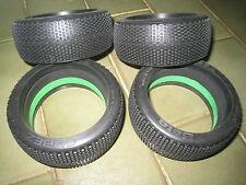 Beta Cubez 1/8 inserte de Neumáticos Set 4 Neumáticos 4 Insertos medio suave compuesto