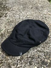 Kangol XL Black Army Hat Cap