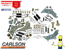 Complete Rear Brake Drum Hardware Kit for Chevrolet P40 1983-1984 w/ Rear Drm