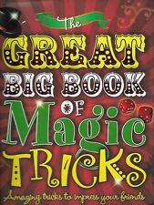 The Great Big Book of Magic Tricks by Joe Fullman