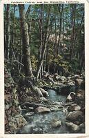 Postcard Coldwater Canyon California