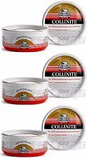 3 Pack Collinite 476 9oz Auto Car Carnauba Wax Detailing #476S Automotive