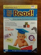 Your Baby Can Read! (DVD, Set of 5 Interactive Discs) NEW!