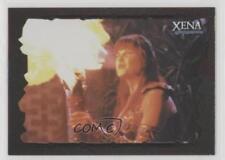2007 Rittenhouse Xena: The Warrior Princess Dangerous Liasons WW18 Fire Card b6s
