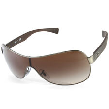 232f796dee2 Ray-Ban RB3471 029 13 Youngster Gunmetal Brown Gradient Unisex Shield  Sunglasses