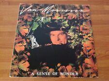 VAN MORRISON A SENSE OF WONDER 1984 PHONOGRAM RECORDS VINYL LP + INNER SLV NM/NM