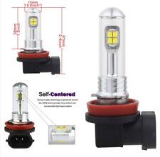 2x H8 H11 CREE High Power LED Vechile White Fog Light Daytime Running Bulb 6000K