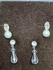 Silver 925 Erring Set - Aretes De Yanbal