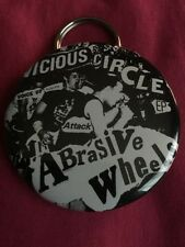 Abrasive Wheels - Vicious Circle - Keyring Bottle Opener