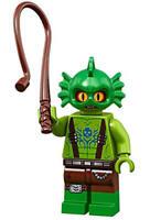 LEGO The Movie 2 The Swamp Creature Minifigure 71023