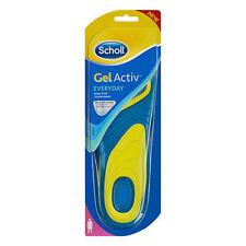 Scholl GEL Activ Everyday Shock Absorbing Insoles for Women - Aus 6-9