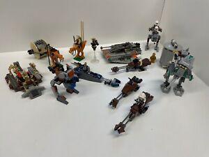 Lego Star Wars Set Konvolut mit Figuren Gungans Snowspeeder