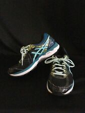 Asics GT 2000 4 Womens Running Shoes Gray Blue Size 10 D WIDE