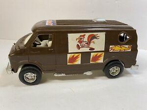 Vintage Processed Plastics SUPER VAN Dodge Tradesman 300 Custom Van