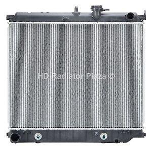 Radiator For 04-12 Colorado Canyon i290 i350 i370 L4 2.8L 2.9L L5 3.5L 3.7L New
