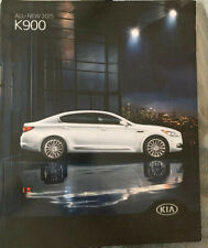 2015 Kia  All New K900 Brochure