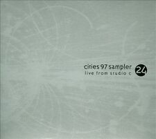 Foster the People : CITIES 97 SAMPLER CD VOLUME 24 CD