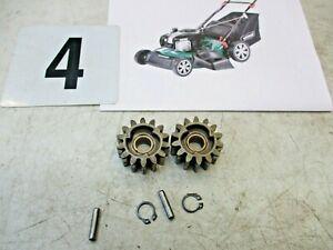 SELF PROPELLED DRIVE GEARS GEAR PINION PIN CLIP QUALCAST XSZ48B-SD XSZ 48 B