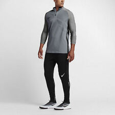 Nike Strike Aeroswift 1/4 Zip Soccer Pullover 807034-065 Grey Medium NWT $120