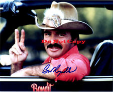 Burt Reynolds autographed 8x10 photo RP