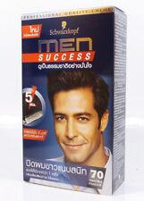 Schwarzkopf мужчины успех профессионального качества цвет волос комплект натуральный черный 5 мин