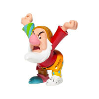 Disney Britto Grumpy Mini Figurine 6007102 Snow White & 7 Dwarfs - New & Boxed