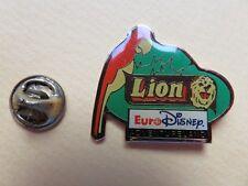 129 - Pin's - Eurodisney - Adventureland - Lion