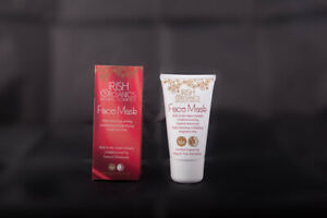 Exfoliating Cleansing Face Mask Hydrating by Irish Organics
