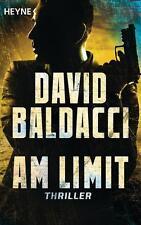 David-Baldacci-Belletristik-Bücher als Erstausgabe
