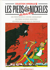 LES PIEDS NICKELES / COLLECTION INTEGRALE / RENE PELLOS /  TOME  19