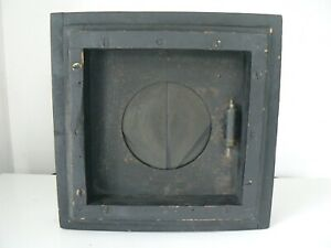 "Vintage Packard Shutter 3½"" Diameter Opening 8½"" X 8½"" Large Format ULF"