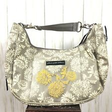 Petunia Pickle Bottom Ppb Boxy Diaper Bag Flower Pattern Misty Shanghai