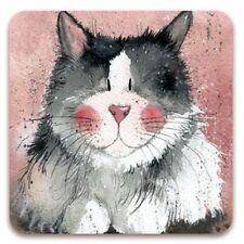 "Alex Clark Cat Kitten Cute Fridge Magnet ""Trevor"" Great Gift Free P&P"