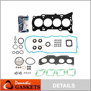 Head Gasket Set Fits 09-16 Toyota Camry Rav4 Scion tC 2.5L 2ARFE