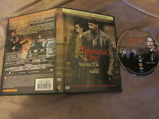 Training day de Antoine Fuqua avec Denzel Washington, DVD, Action
