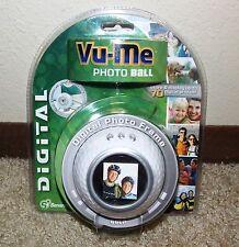 Vu-Me Photo Ball-Digital Photo Frame - Golf Model by Scenario - NEW
