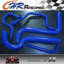 Silicone heater radiator hose for HOLDEN COMMODORE VS 3.8 V6 1995-1997 blue