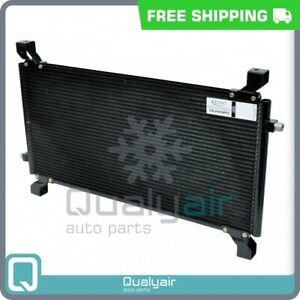 AC Condenser fits Volvo ACL, FE, WAH, WC, WG, WH, WI QU