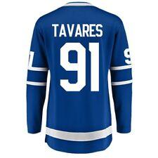 Women's Toronto Maple Leafs John Tavares Fanatics Royal Hockey Jersey Small