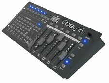 Chauvet OBEY 6 6-Channel DMX Universal DJ Lighting Controller | Up To 6 Fixtures